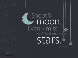 SHOOT MOON AND STARS